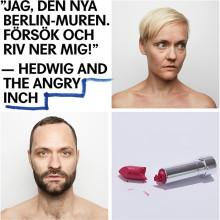 En kvinna, en man, ett freak – premiär för Hedwig and The Angry Inch!