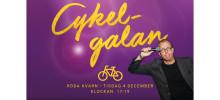 Pressinbjudan: Gala med prisutdelning för cykelvänliga arbetsplatser