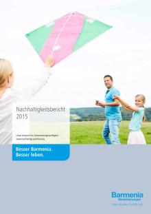 Barmenia Nachhaltigkeitsbericht 2015