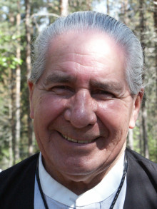 Oren Lyons, Professor and Chairman of Plantagon, speaks at The Urban Agriculture Summit 2011, November 16