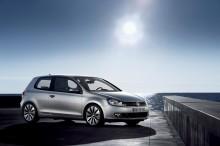 Nya Volkswagen Golf rullar ut i november