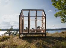 """Sverige introducerer """"The 72 Hour Cabin"""", der inviterer verden til at koble af i naturen som svenskerne"""
