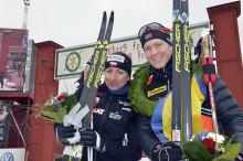 Petter Eliassen and Justyna Kowalczyk won Vasaloppet 2015