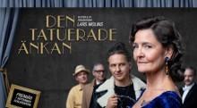 Fler biljetter släppta till Den tatuerade änkan på Scalateatern i Stockholm