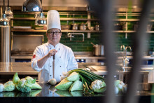 He's back in the building - Tomas Bengtsson ny Executive Chef för Clarion Hotel Sign