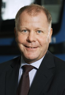 Peter Viinapuu ny vd för MTR Stockholm