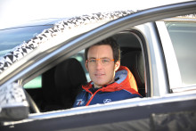 Rallystjerne tester ny Hyundai i30