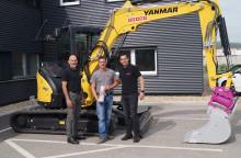 Cramo Österreich verkaufte die erste Neumaschine