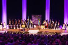 Öppna föreläsningar av hedersdoktorer och professorer på Jönköping University den 4 maj