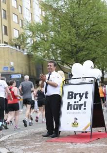 Taxi Göteborg ser till att alla kommer i mål på Göteborgsvarvet