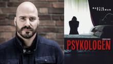 Spänningsroman med familjehemligheter i Falkmans nya Psykologen