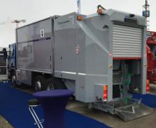 Nyutvecklad Reisswolfbil förstärker vår sekretesstjänst