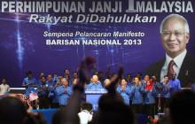 Internettet styrker oppositionen inden Malaysias valg