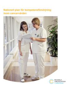 Nationell plan för kompetensförsörjning inom cancervården