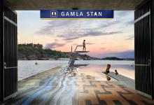 Ernlund:  Bygg pool i Gamla stan