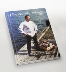 Ulf Wagner släpper sin första bok – Minnen och Menyer