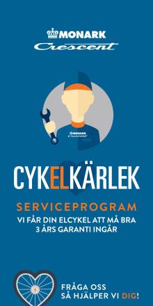 Elcykelkärlek Serviceprogram  pdf