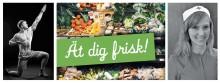 ÄT DIG FRISK! Möt Andreas, PT och 100% vegan, som krossar myter om kött som protein och Maria sexbarnsmamman som leder matrevolutionen för våra barn - idag på Eat! Ekoaffären. Fri entré. Drop-in.