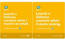 Somfy TaHoma är nu kompatibelt med IFTTT