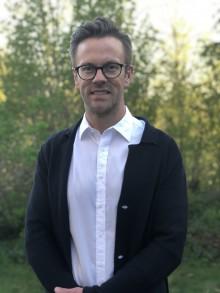 Oscar Rosdahl ny vd för Svegro