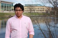 """Internationell masterstudent medverkar i """"Global Swede"""""""