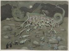 Nyförvärv: Akvareller av Ivar Arosenius