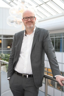 Ny linjechef för Stena Lines Danmarkslinjer