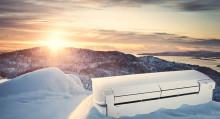 Stark säsongsstart för luftvärmepumpen