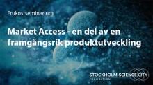 Market Access - en del av en framgångsrik produktutveckling