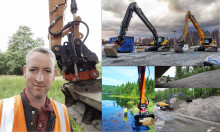 Rototilt presents the heroes – the winners of the #excavatorhero competition