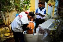Grekland: Migranter på Tolvöarna behandlas omänskligt