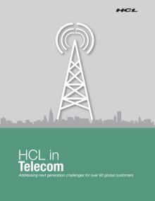 Telecom - tjenester fra HCL