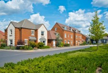 Planning permissions for homes hits 8-year high