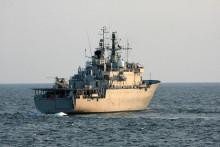 Försvarsmakten bjuder in till ett besök på ledningsfartyget HMS Carlskrona