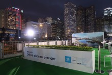 "Blueair discusses new solutions for people ""on-the-go"" at Formula E in Hong Kong"