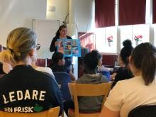 Folktandvården i hälsofrämjande samarbete med En Frisk Generation