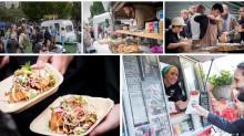 Sthlm Street Food och Food Truck-SM intar Kungsträdgården