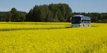 Uppdaterad webbplats för Flygbussarna Charter