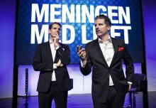 """Alex & Sigge återkommer till Göteborg under våren 2015 med """"Meningen med livet"""""""