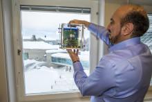 28 miniatyrsatelliter utforskar det okända