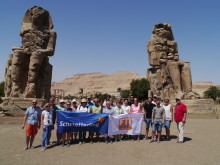Schmetterling TOP-Partner Treffen 2018 in Ägypten
