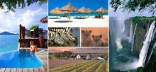 Låt dig inspireras av resor till Karibien och Sydafrika