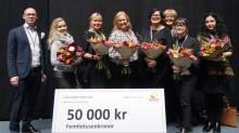 Vårdcentralen Näsby prisas för sitt engagerade arbete