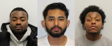 Trio found guilty of murdering man in Barking