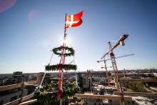 Greensquare Garden: rejsegilde på 315 bæredygtige boliger ved Amager Strand