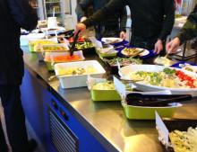 Alle soldater i Østdanmark kan nu spise nøglehulsmærket mad
