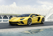 Lamborghini Aventador S - den næste generation af V12