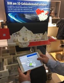 DACH+HOLZ International 2018: Besser bauen mit Rudolf Müller