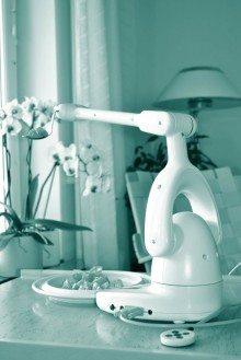 VITALIS DEN 25-27 APRIL PÅ SVENSKA MÄSSAN I GÖTEBORG: Världsnyheter på Robotics@vitalis