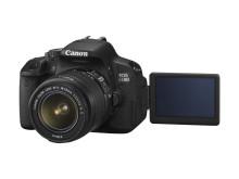 Canon lanserer nye EOS 650D -  video - EOS med berøringsskjerm